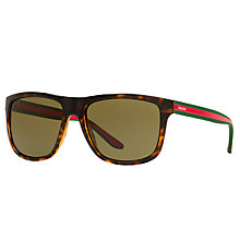 Buy Gucci GG 1118/S D-Frame Sunglasses Online at johnlewis.com