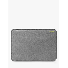 "Buy Incase ICON Sleeve for MacBook Pro Retina/Pro Touch Pad 15"" Online at johnlewis.com"