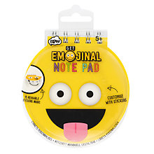 Buy Emojinal Customisable Notebook Online at johnlewis.com