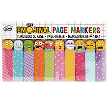 Buy Emojinal Page Markers Online at johnlewis.com