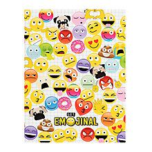 Buy Emojinal A4 Excercise Notebook Online at johnlewis.com