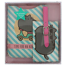 Buy Pusheen Travel Set Online at johnlewis.com