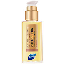 Buy Phyto Phytoelixir Subtle Oil Intense Nutrition, 30ml Online at johnlewis.com