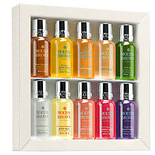 Buy Molton Brown Signature Scent Mini Body Wash Collection Online at johnlewis.com