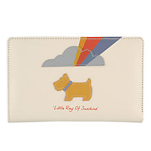 Buy Radley Little Ray of Sunshine Leather Medium Zip Purse Online at johnlewis.com