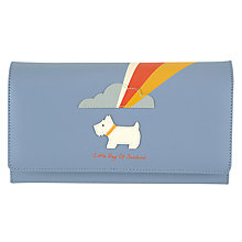 Buy Radley Little Ray of Sunshine Leather Medium Matinee Purse Online at johnlewis.com