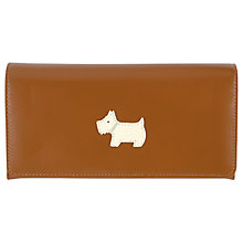 Buy Radley Heritage Dog Large Flapover Matinee Purse Online at johnlewis.com