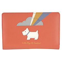 Buy Radley Little Ray of Sunshine Medium Zip Leather Purse Online at johnlewis.com