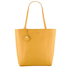 Buy Radley Longacre Leather Large Zip Top Tote Bag Online at johnlewis.com