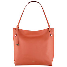Buy Radley Willow Leather Zip Tote Bag Online at johnlewis.com