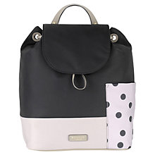 Buy Radley Cadnam Large Backpack, Black Online at johnlewis.com