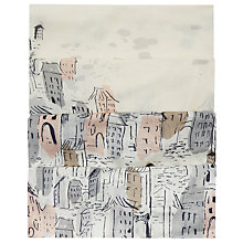 Buy Hobbs Isabelle Scarf, Ivory/Multi Online at johnlewis.com