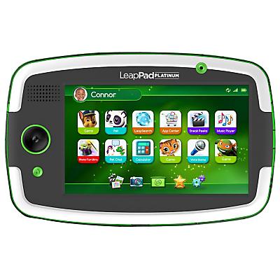 LeapFrog LeapPad Platinum Tablet, Ages 3-9 yrs