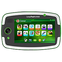 Buy LeapFrog LeapPad Platinum Tablet, Ages 3-9 yrs Online at johnlewis.com