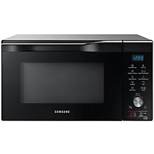 Buy Samsung MS32K7055CT/EU Combination Microwave, Silver Online at johnlewis.com