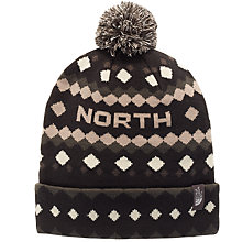 Buy The North Face Ski Tuke V Beanie Hat, One Size, Black Online at johnlewis.com
