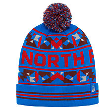 Buy The North Face Ski Tuke V Beanie Hat, One Size, Blue Online at johnlewis.com