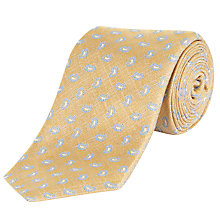 Buy Jaeger Silk Paisley Tie Online at johnlewis.com