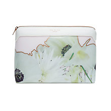 Buy Ted Baker Eloy Pearly Petal Extra Large Washbag,  Ash Online at johnlewis.com