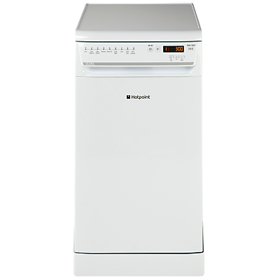 Hotpoint SIUF32120 Freestanding Slimline Dishwasher