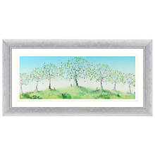 Buy Catherine Stephenson - Hope Orchard Embellished Framed Print, 112 x 57cm Online at johnlewis.com