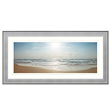 Buy Assaf Frank - Tranquil Waters Framed Print, 110 x 55cm Online at johnlewis.com