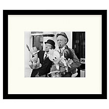 Buy Getty Images Gallery - At Your Convenience Framed Print, 49 x 57cm Online at johnlewis.com