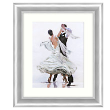 Buy Richard Macneil - Waltz Embellished Framed Print, 63 x 73cm Online at johnlewis.com