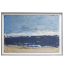 Buy Peter Coker RA - North Sea Framed Print, 62 x 88cm Online at johnlewis.com