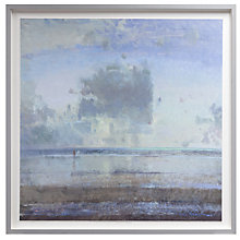 Buy Fred Cuming RA - February Clouds Camber Framed Print, 73 x 73cm Online at johnlewis.com