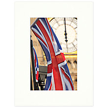 Buy Barbara Chandler - Big Ben Unframed Print, 30 x 40cm Online at johnlewis.com