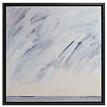 Buy Andrew Lansley - Sky Over Sea Framed Print, 64 x 64cm Online at johnlewis.com
