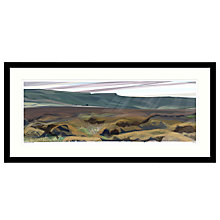 Buy Jill Ray - Winter on the Moor Framed Print, 104 x 49cm Online at johnlewis.com
