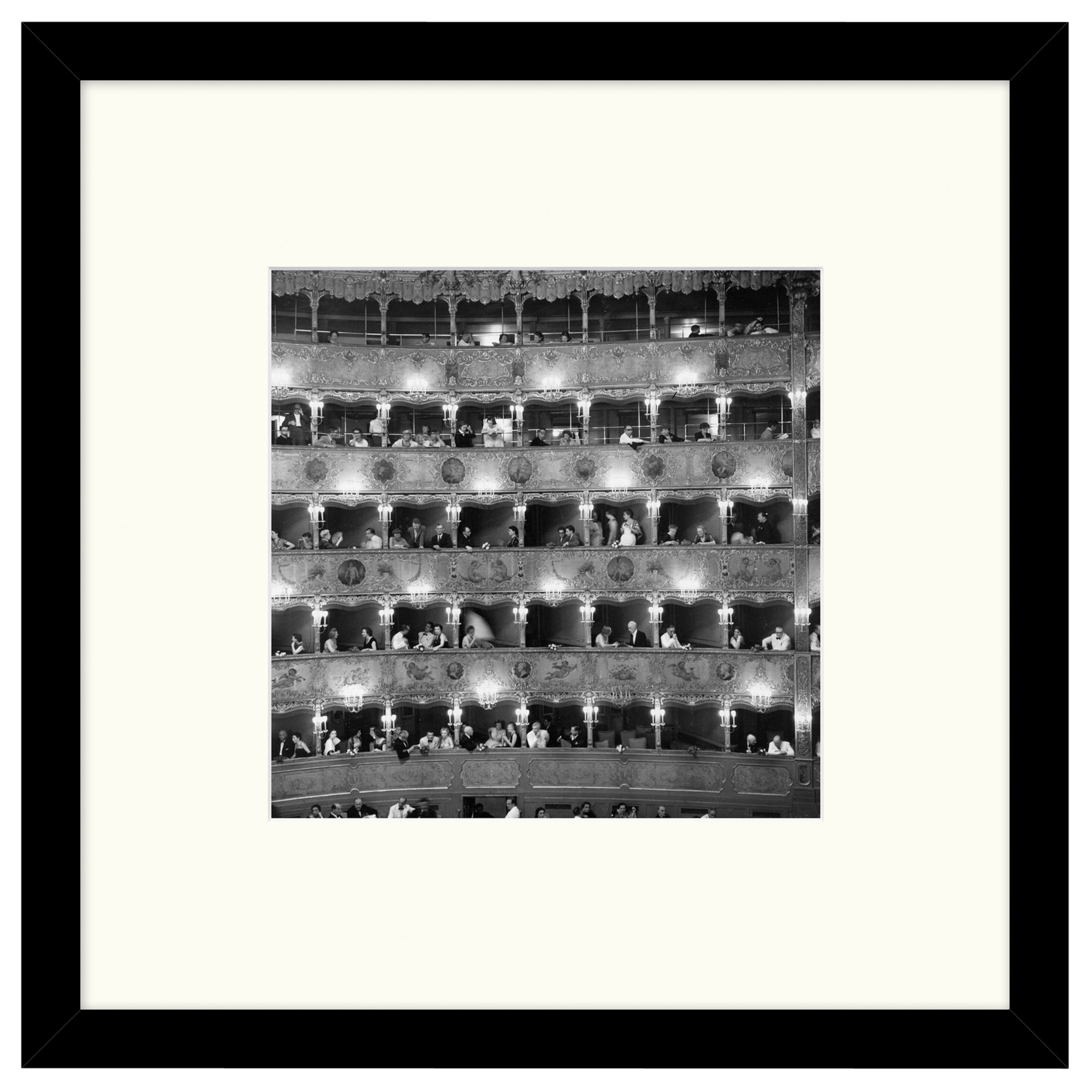 Getty Images Gallery Getty Images Gallery - La Fenice Framed Print, 49 x 49cm