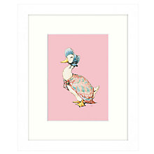 Buy Beatrix Potter - Jemima Puddle-Duck Framed Print, 27 x 33cm Online at johnlewis.com