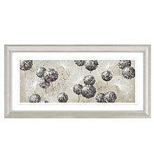 Buy Kaye Lake - Midnight Garden Framed Print, 110.5 x 55.5cm Online at johnlewis.com