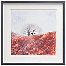Buy Andrew Lansley - Autumn Shredding Framed Print, 50 x 50cm Online at johnlewis.com