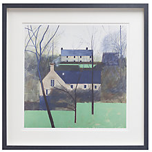 Buy Andrew Lansley - Tellisford Framed Print, 50 x 50cm Online at johnlewis.com