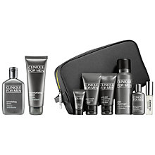 Buy Clinique For Men Exfoliating Tonic and Moisturising Lotion with Bonus Time for Men Online at johnlewis.com