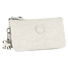 Buy Kipling Creativity Large Purse,  Dazz Cream Online at johnlewis.com