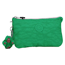 Buy Kipling Creativity Large Purse, Mojito Green Online at johnlewis.com