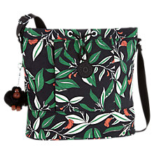 Buy Kipling Medium Dalila Shoulder Bag, Latin Flower Online at johnlewis.com
