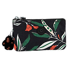 Buy Kipling Creativity Large Purse, Latin Flower Online at johnlewis.com