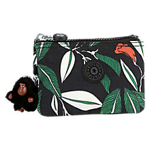 Buy Kipling Creativity Small Purse, Latin Flower Online at johnlewis.com