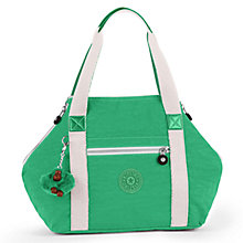 Buy Kipling Art S Grab Bag, Mojito Green Online at johnlewis.com
