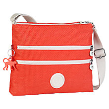 Buy Kipling Alvar Dots Shoulder Bag Online at johnlewis.com