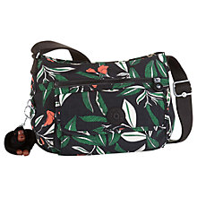 Buy Kipling Syro Shoulder Bag, Latin Flower Online at johnlewis.com