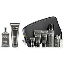 Buy Clinique For Men Oil Control Exfoliating Tonic Normal/Oily Skin and Oil Control Mattifying Moisturiser with Bonus Time for Men Online at johnlewis.com