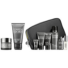 Buy Clinique For Men Face Wash and Maximum Hydrator with Bonus Time for Men Online at johnlewis.com