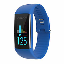 Buy Polar A360 Fitness Tracker Sports Watch, Medium Online at johnlewis.com